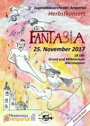 Fantasia - Sinfonisches Blasmusikkonzert