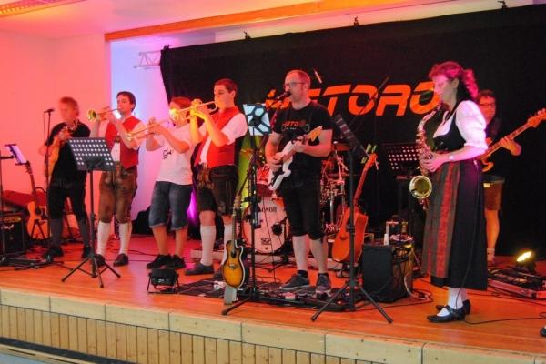 Blasmusik Sommerfest 2016